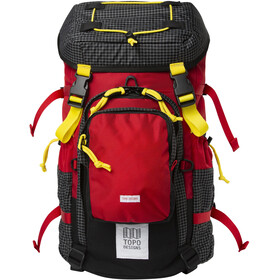 Topo Designs Subalpine Zaino, red